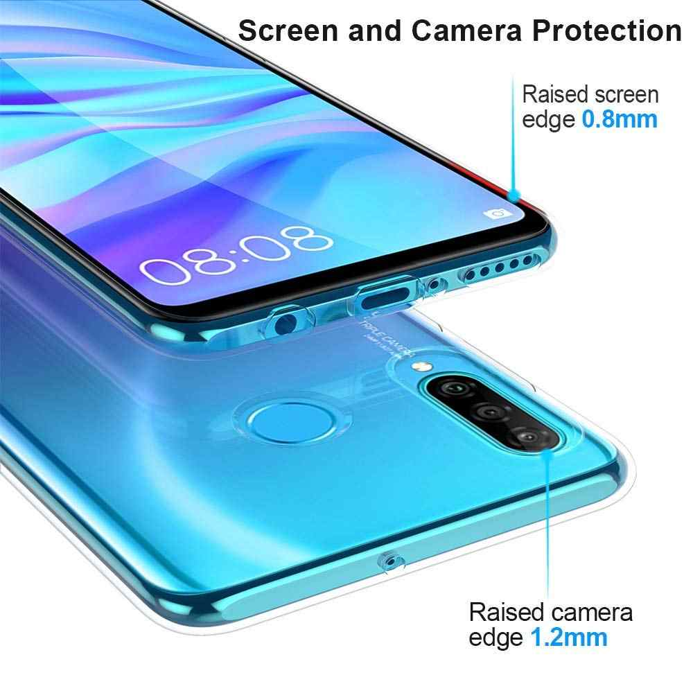 Funda transparente para Huawei P20 P30 Lite Pro suave transparente Ultra delgada funda de silicona para Huawei Mate 10 20 30 Lite Pro Coque