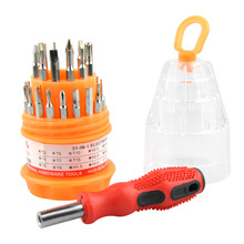 цена на High Quality 32-In-1 Multi-Function Mobile Phone Digital Teardown Repair Tool Hardware Screwdriver Hand Tool Set