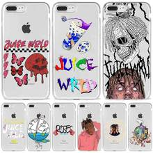 Sap Wrld 99 Zachte Transparante Siliconen Cover Case Voor Apple Iphone Xs Max Xr X 6 6S 7 8 plus 5 5S Se 10 Tpu Fundas Telefoon Gevallen(China)