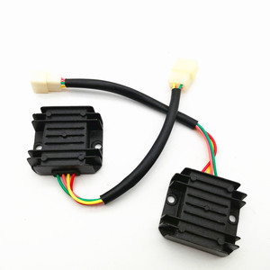 Brand New 4 Pin 4Wires Motorcycle Voltage Wiring Regulator Rectifier for GY6 50 cc 110cc 125cc 125cc 150cc