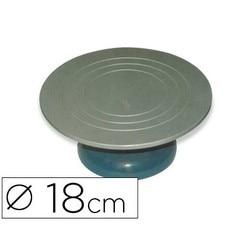 TORNETA SCULPTOR 'S SIO-2 METALICA 18 CM BASE RUBBER SLIP