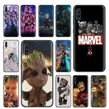 SIlicone Case For Samsung Galaxy A10 A10E A20 A30 A50 S A40 A70 A60 A80 A90 A51 A71 TPU Cover Guardians of the for Galaxy Marvel marvel universe guardians of the galaxy