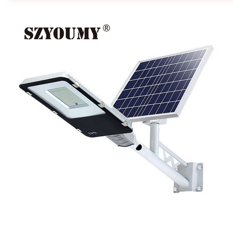 SZYOUMY High Quality Solar Street Light Spotlight 40W 70W 100W 200W Outdoor Waterproof Solar LED Street Lights Waterproof