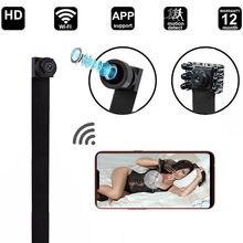 HD 4K Mini Kamera Mini Wireless DIY Tragbare WiFi IP nachtsicht Remote View P2P Micro webcam 1080P digital Mini Camcorder 128G