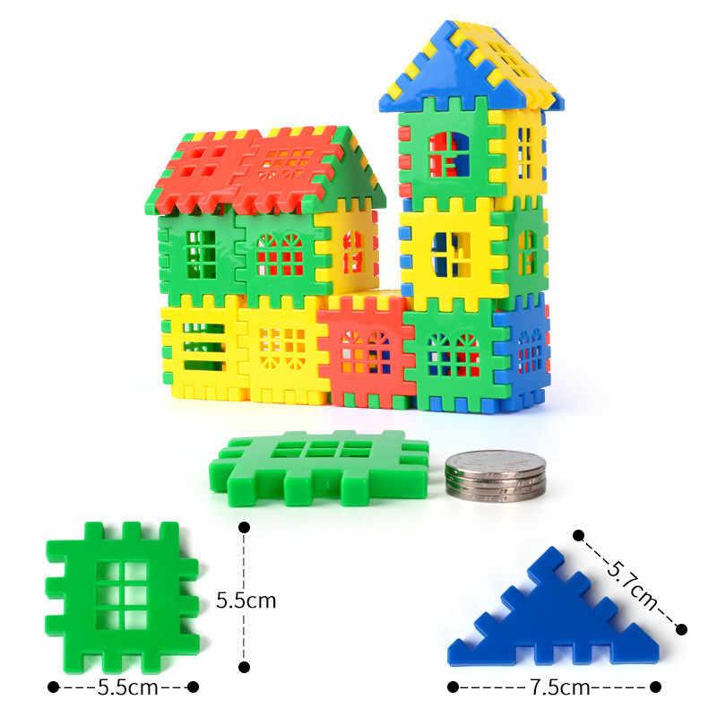 500/1000G konstruktor klocki budowlane rozwijaj kreatywność dziecka wyobraźnia nauka edukacyjne klasyczne cegły zabawki dla dzieci