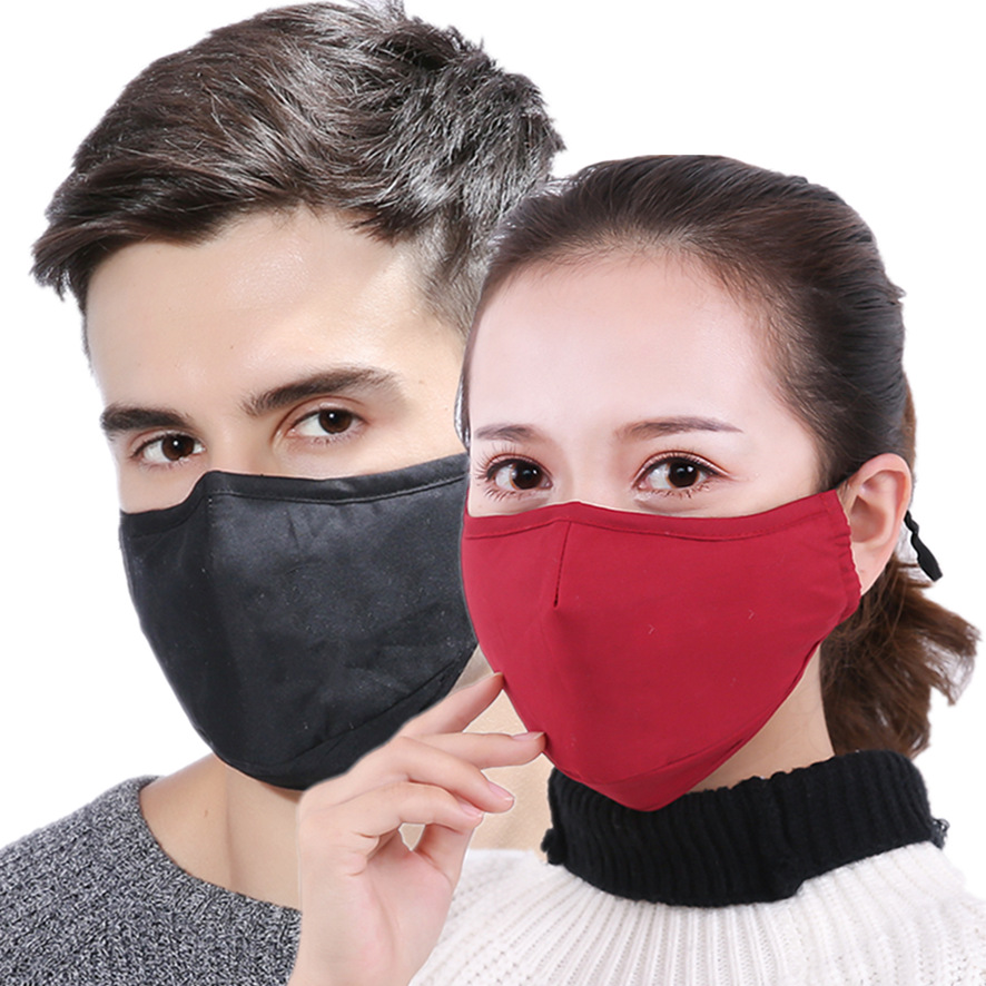 100Pcs/Lot 5 Layers PM2.5  Anti Dust Mask Activated Insert Protective Filter Media Insert Carbon Filter Face Mouth Mask