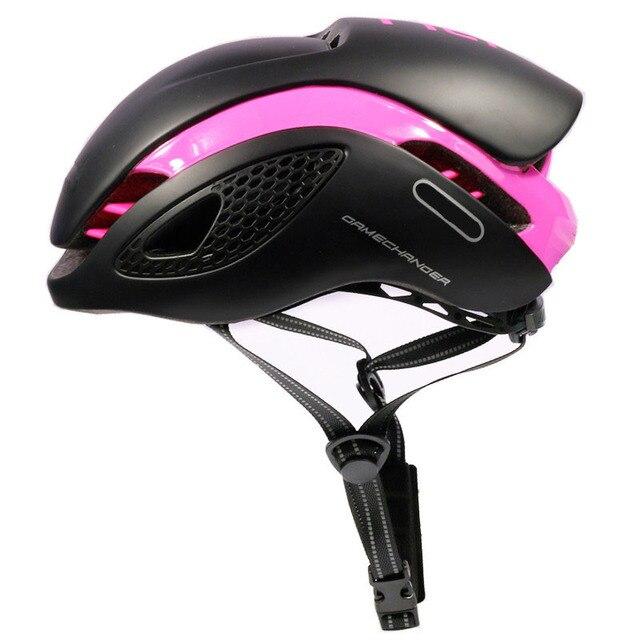 Jogo da marca capacete de bicicleta estrada capacete ciclismo mtb men aero sport cap tld wilier radare tamanho m 54 54 60cm d 5