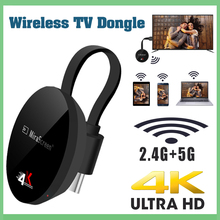 TV Stick for Airplay netflix  wireless google chromecast display anycas 4K For Android WiFi Dongle dvb hdmi