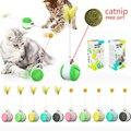 Домашнее животное, Интерактивная игрушка для кошек режим отжима с колесами и котенок кошка игрушка забавная игрушка для животных Товары дл...