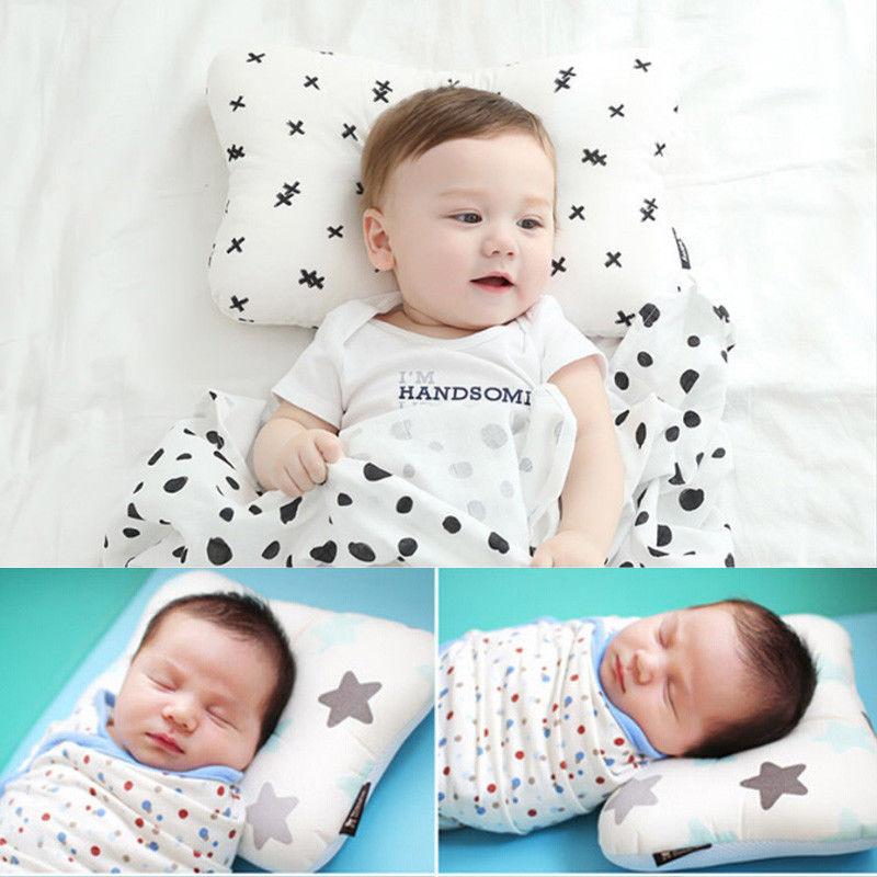Подушка Pudcoco 2020 для малышей, новорожденный позиционер для сна, подушка для предотвращения плоской головы|Подушка|   | АлиЭкспресс
