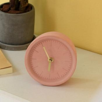 Nordic Desk Clock Bedroom Clocks Departments Dining Room Entryway Living Room Rooms