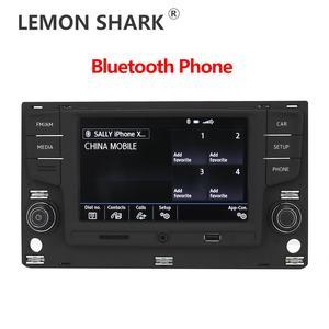 "Image 5 - Android Auto Carplay Car Radio 6.5 "" MQB MIB Noname 5GD035280B MirrorLink For VW Golf 7 MK7 VII Passat B8  5GD 035 280 B"