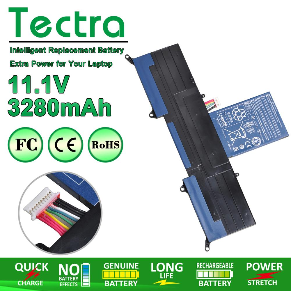 New <font><b>AP11D3F</b></font> Laptop Battery for Acer Aspire S3 S3-951 S3-391 MS2346 <font><b>AP11D3F</b></font> AP11D4F 3ICP5/65/88 3ICP5/67/90 11.1V 3280mAh image