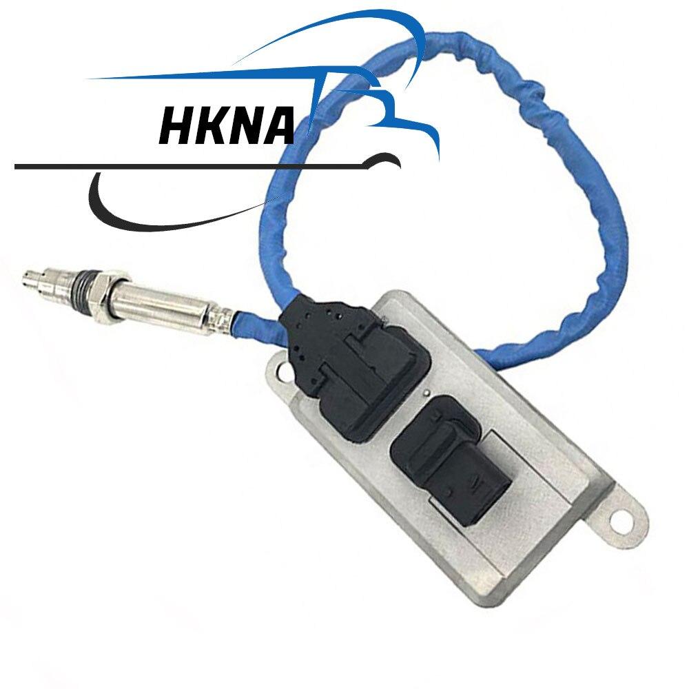 NOx Sensors 51154080018 MAN Truck Bottom 51154080011 SCR Wholesale Lambda Exhaust Promotion 5WK96783B Nitrogen Oxide Sensors