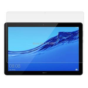 Protetor de tela de vidro temperado para huawei, mediapad t5 10, AGS2-W09/l09/l03/w19 9h 10.1 ''película protetora para tablet huawei t5 10