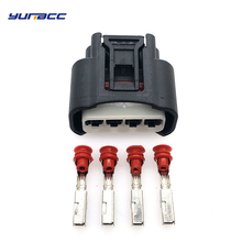 2sets 4Pins Waterproof Ignition Coil Electrical Connector Plug 90980-11885 For Toyota Lexus Camry Corolla Rav4 Highlander 1pcs for corolla camry corolla lexus gearbox switch plug connector used