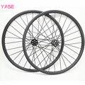 27 5 er Углеродные mtb дисковые колеса 30x25 мм symmerty бескамерные велосипедные 27 5 комплект колес Novatec D791SB-D792SB 100x15 142x12 столб 1420