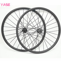 27.5er carbon mtb disc räder 30x25mm symmerty tubeless fahrrad 27 5 laufradsatz NOVATEC D791SB D792SB 100 x15 142x12 säule 1420-in Fahrrad-Rad aus Sport und Unterhaltung bei
