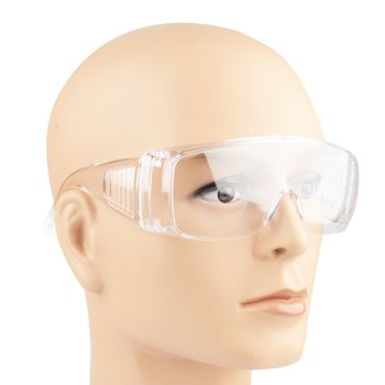 Safety Glasses Lab Eye Protection Protective Eyewear Clear Lens Workplace Safety Goggles Anti-dust Supplies 3m 11228 safety work goggles glasses economy clear lens anti chemical splash goggle eye protection labor sand proof striking