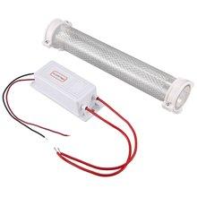 Ac220v 10g генератор озона озонатор трубка труба для очистки