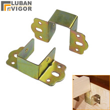 Bed beam support,10pcs/lot, Metal stand Wooden bed support,f