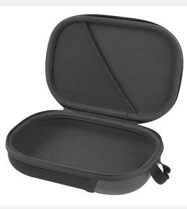 Image 3 - הגנת באיכות גבוהה מקרה עם Carabiner אחסון תיק לבוס QC15 QC25 QC35 אוזניות מקרה תיבת לbose אוזניות 35 השני
