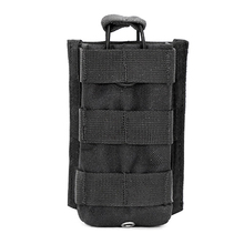 Tactical Molle M4 Mag Pouch Single Rifle Magazine Pouch molle Bag Cartridge Clip Pouch For M4/M16 5.56 .223 ex 277 12 moe hand guard for m4 m16