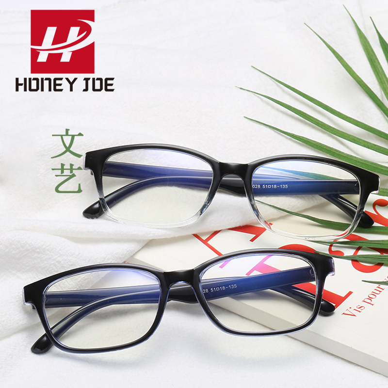 Spuare Anti Blue Light UV400 Computer Gaming Eyewear Glass Frame For Women Men Optical Spectacle Glasses Eyeglasses Frame