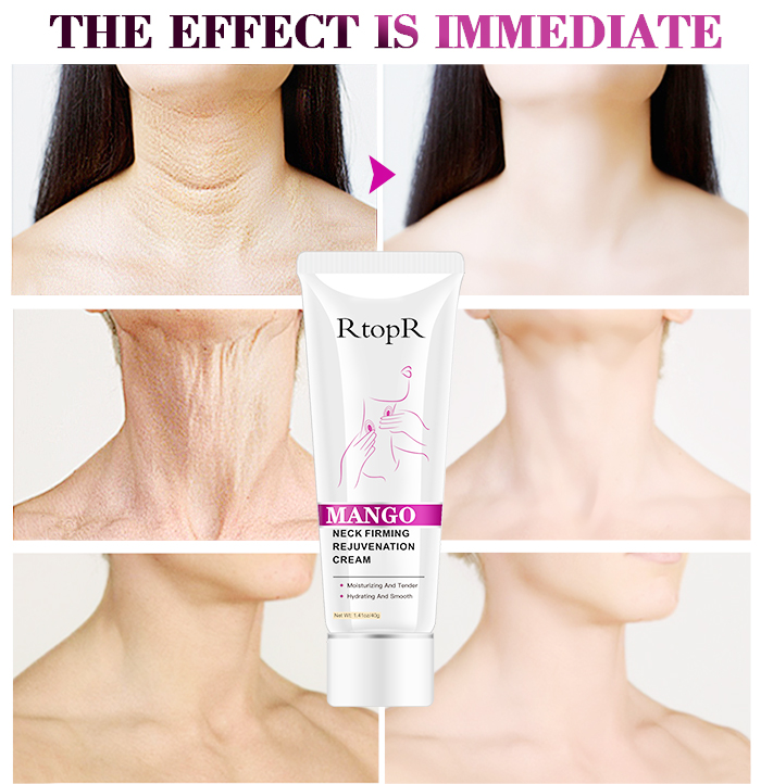 Effective Neck Firming Cream