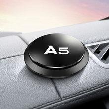 Car Air Freshener Instrument Seat UFO Shape for Audi A5 b9 b8 accessories Car Styling
