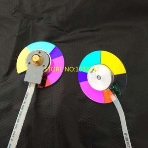 Image 2 - 90291FA 01 NEW COLOR WHEEL FOR OPTOMA DS316L HD26 HD141X DH1008 DH1009 GT1070 GT1080 PROJECTOR