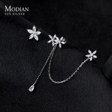 Modian Мода 925 стерлингового серебра сладкие романтические