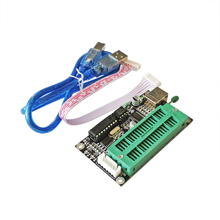 Alert Pic K150 Programmer Microchip Pic Mcu Microcore Burner Usb Downloader