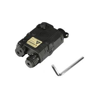ActionUion Tactical AN/PEQ-15 Battery Case PEQ 15 Box Dummy For 20mm Standard Rail AEG GBB CQB CS Outdoor Airsoft Sport Handguar(China)