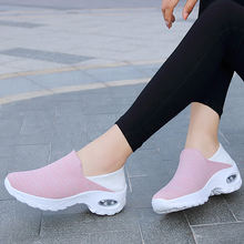 Женские вулканизированные туфли модель 2020 года Женская Платформа