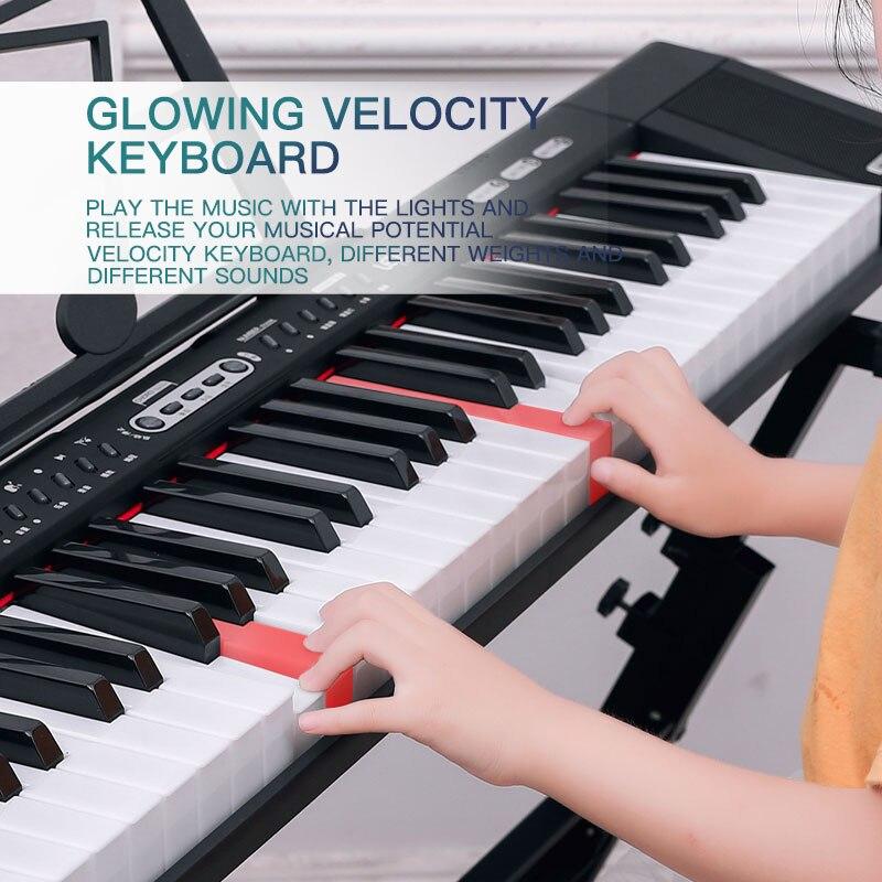 Piano électronique à 61 touches - 2