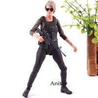 The Terminator Dark Fate Figure Sarah Connor NECA Terminator Action Figure PVC Collectible Model Toy