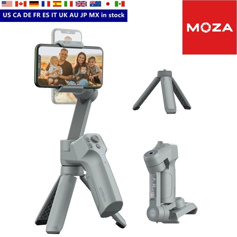 MOZA MINI-MX STABILIZZATORE D/'IMMAGINE PER SMARTPHONE RIPIEGABILE