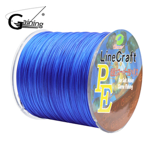 PE 12 Strands Weave 300m Super Strong Braided Fishing Line 8 Colors Braid PE Wire Carp Fishing Line
