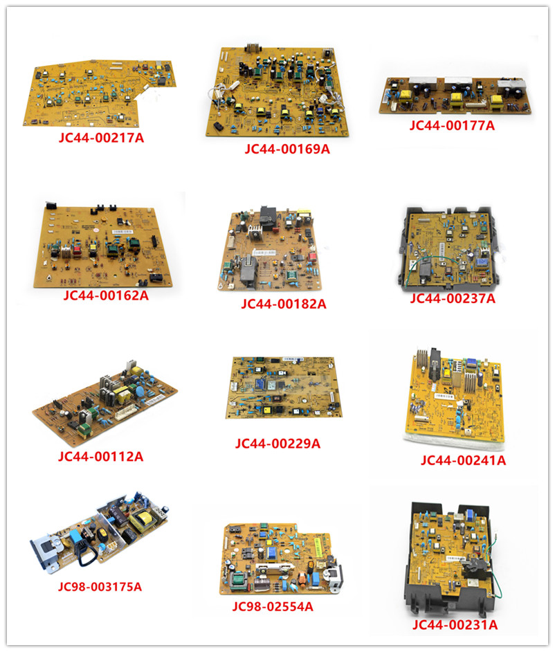 JC44-00217A/00169A/00177A/00162A /00182A/00237A/00112A/00229A/00241A/00231A|JC98-003175A| JC98-02554A| JC98-02555A Used Working