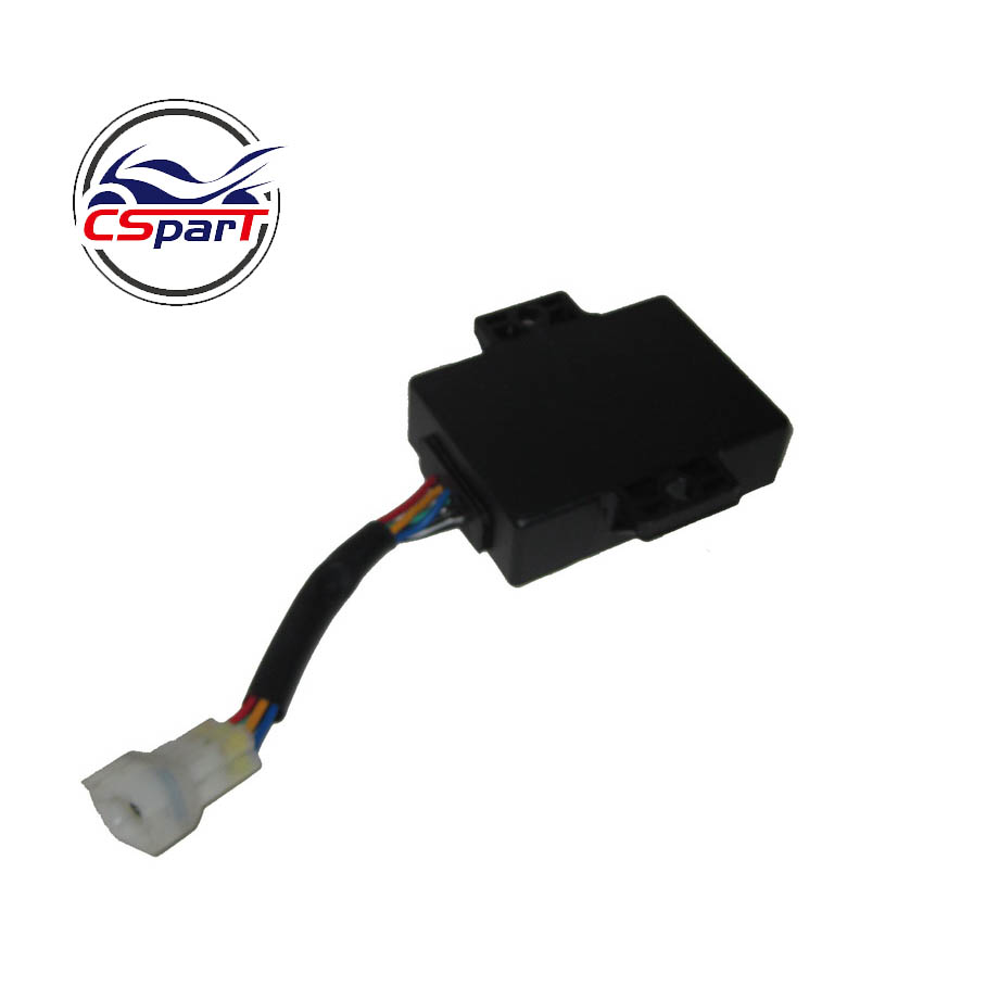 6 Pin CDI For  XinYang Kazuma Jaguar 500 500cc   Panda ATV Quad Parts