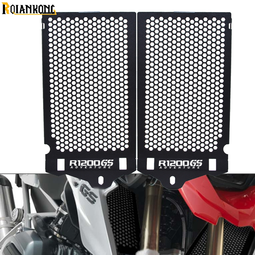 For BMW R1200GS Adventure R 1200 GS ADV LS 2013-2019 2018 2017 Motorcycle Radiator Protective Cover Guards Radiator Grille Cover