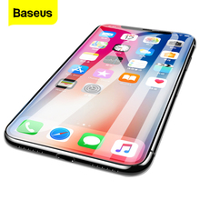 Baseus 3D 0.23mm Screen Protector Tempered Glass For iPhone