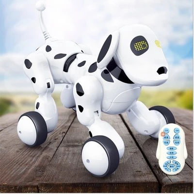 Intelligent Robot Dog Smart CHILDREN'S Electric Toys Will Call Will Go Machine Dog Electronic Dog Remote Control Dancing Puppy
