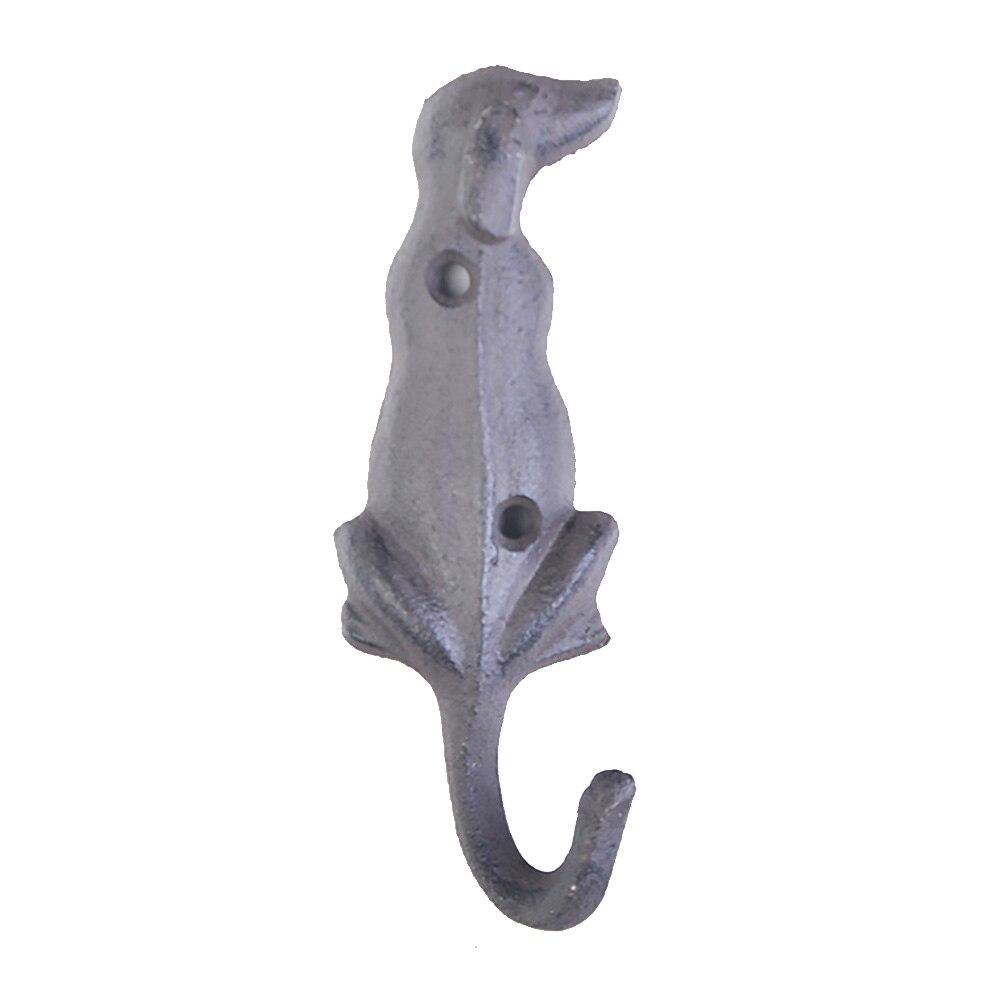 Hat Home Door Animal Antique Towel Wall Hanger Bathroom Storage Owl Cabinet Hooks Coat Dog Cast Iron