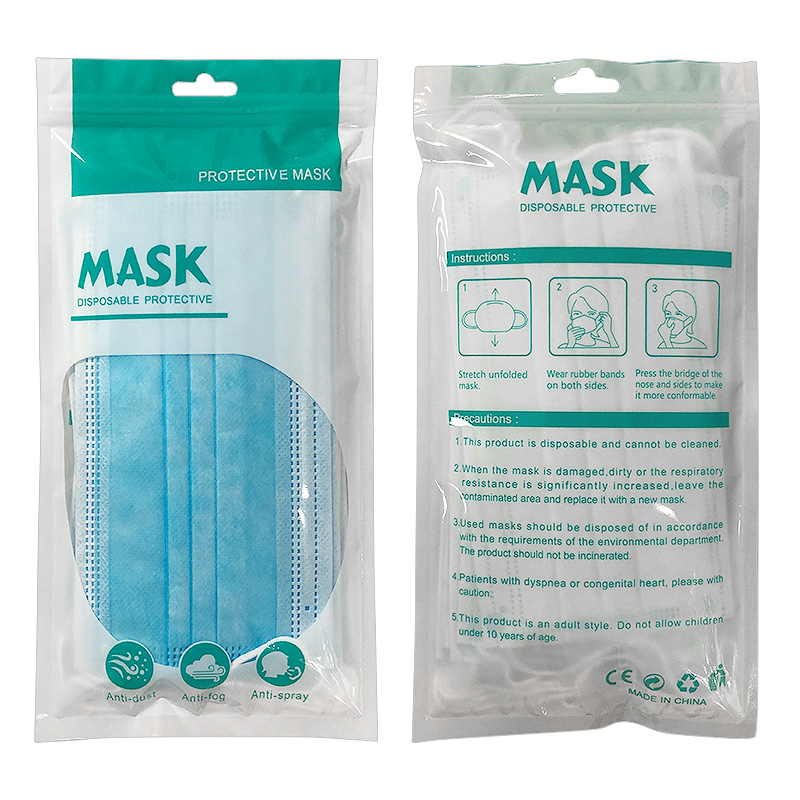 1/5/10//50/100/500/1000 Pieces Disposable Masks Anti Dust Anti Pollution 3 Layers Masks 50 In Box Mascarillas Protective Masque