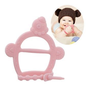 Rękawica ząbkowanie gryzak silikonowy gryzak dla niemowląt gryzak dla niemowląt opieka nad noworodkami trwałe dziecko ssanie palców kciuk gryzak tanie i dobre opinie Jednokrotnie załadowane Teether CN (pochodzenie) Bez BPA 3-6 miesięcy LD121190 Zwierząt inne Baby infant silicone anti-eat hand gel to prevent eating artifacts