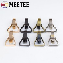 2/5pcs Bag Buckles Metal Lobster Clasp Key Chain Ring Snap Hook Backpack Strap Dog Collar Webbing Buckle Hardware Accessories цена 2017