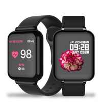 Smart Uhr 2019 Smart Uhr B57 Amazfit Gtr Amazfit Bip Elogio Celular Amazfit Rande 2 Uhr Akilli Saat Makibes Eletrônico p68