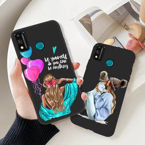 Image 3 - Honor 10X Lite Case For Huawei Honor 10i 20 30 Pro 10 9 9X Lite 8A 8 8C 8X 9A 8S 9C Note 10 Cover Y9A Y7P Y6P Y9 Y7 2019 Funda